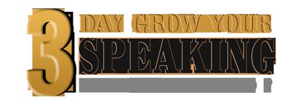 Grow Your Speaking Biz Workshop